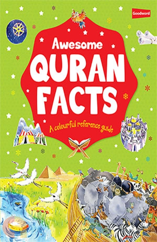 Awesome Quran Facts - HardBound