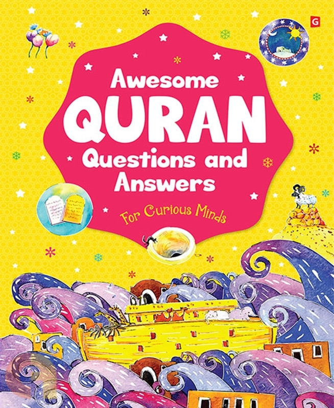 Awesome Quran Questions and Answers - HardBound