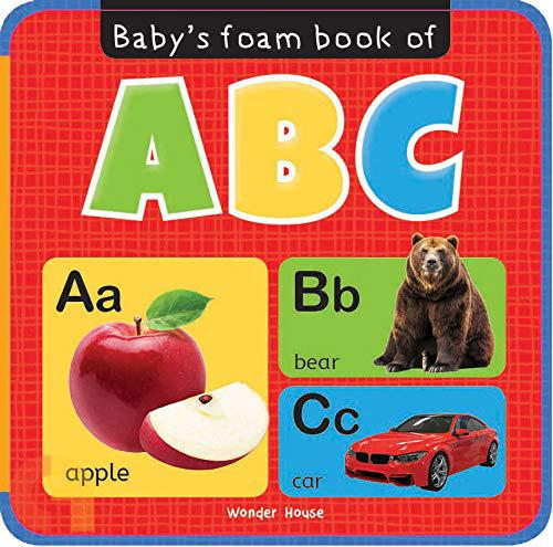 Baby's Foam book of ABC
