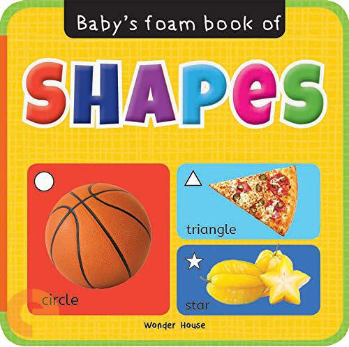 Baby's Foam book of shapes