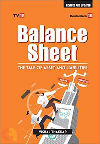 Balance Sheet :-Tale of Assets and Liabilities