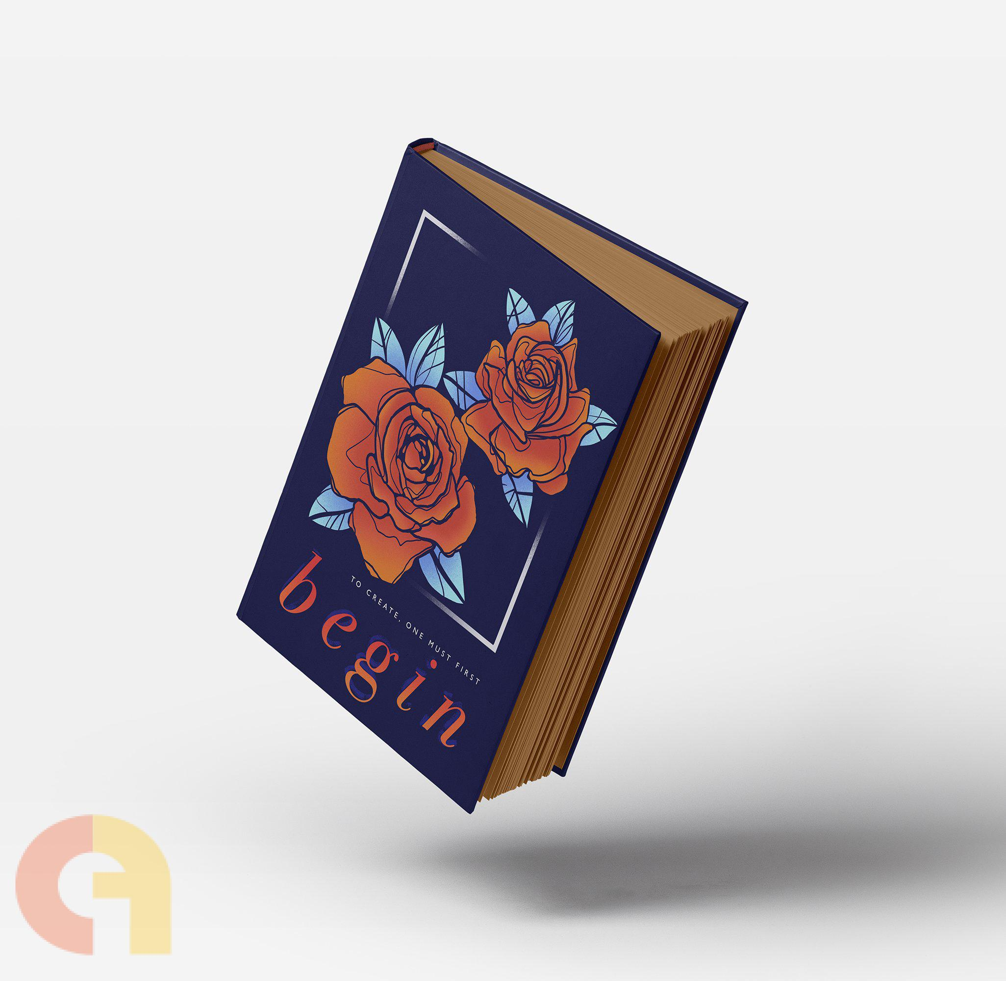 Begin: Midnight (Diary; Hard bound; Unruled; 160 pages - A5)