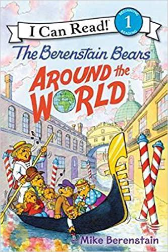 BERENSTAIN BEARS AROUND THE WORLD, THE