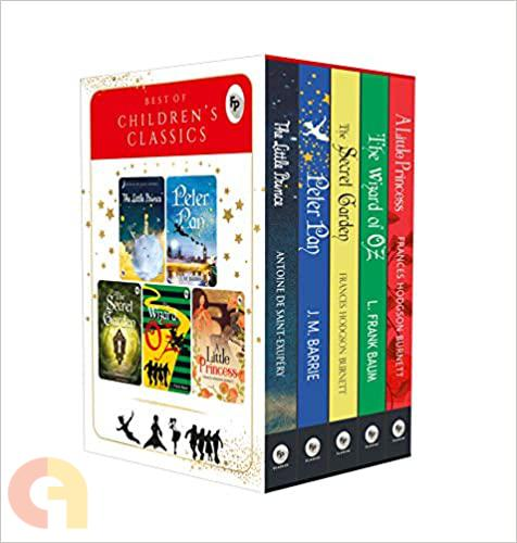 Best of Children's Classics (Set of 5 Books)