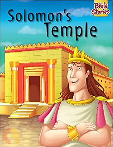 BIBLE STORIES-SOLOMONS TEMPLE