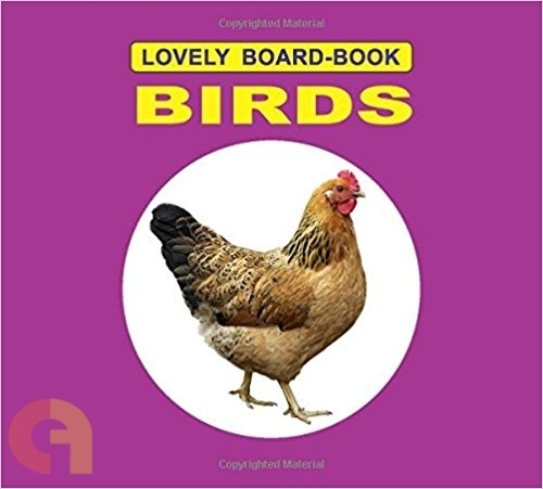 Birds (Lovely Board Book)