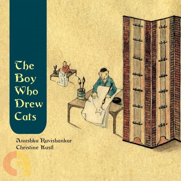 The Boy Who drew the cats