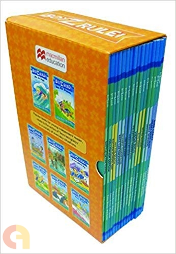 Boyz Rule: Box Set (Orange) (set of 16 book)