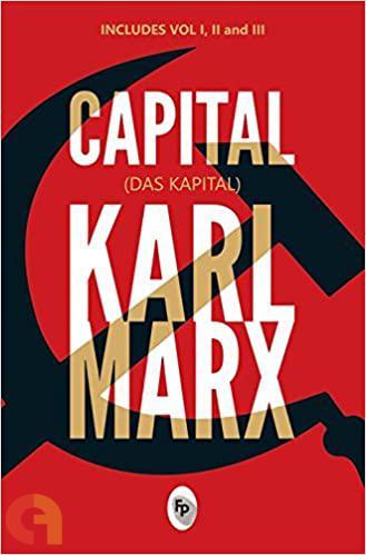Capital (Das Capital) Includes vol.1,2,3