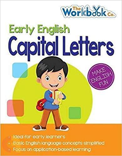 CAPITAL LETERS - EARLY ENGLISH