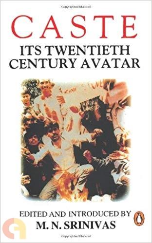 Caste : Its 20 th Century Avatar