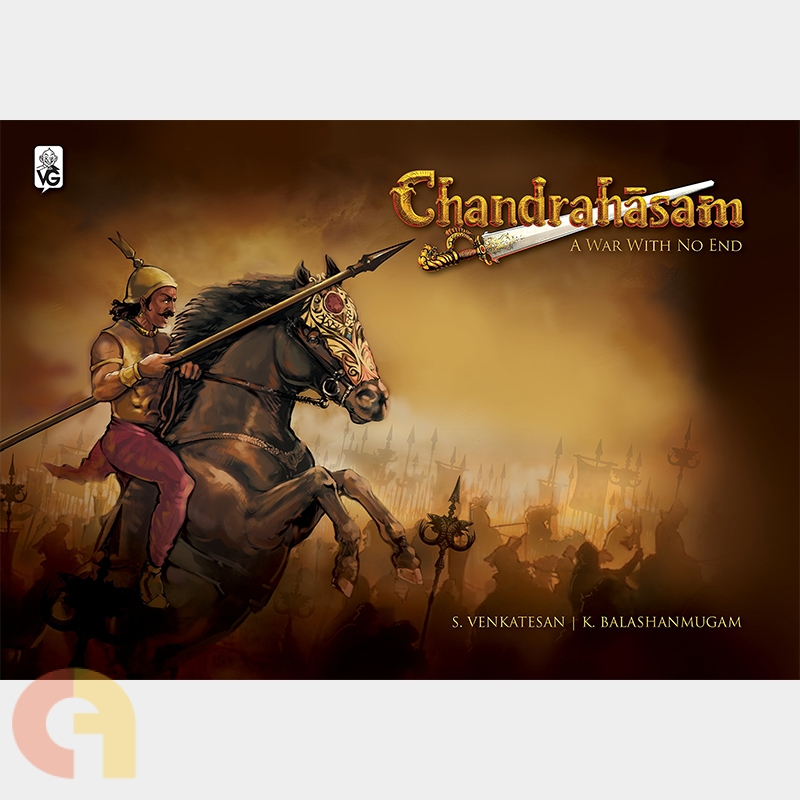Chandrahasam: A War with No End