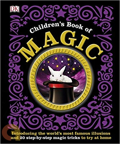Childrens book of magic