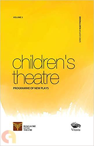 Childrens Theatre Programme Of New Plays