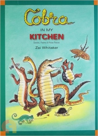Cobra in My Kitchen