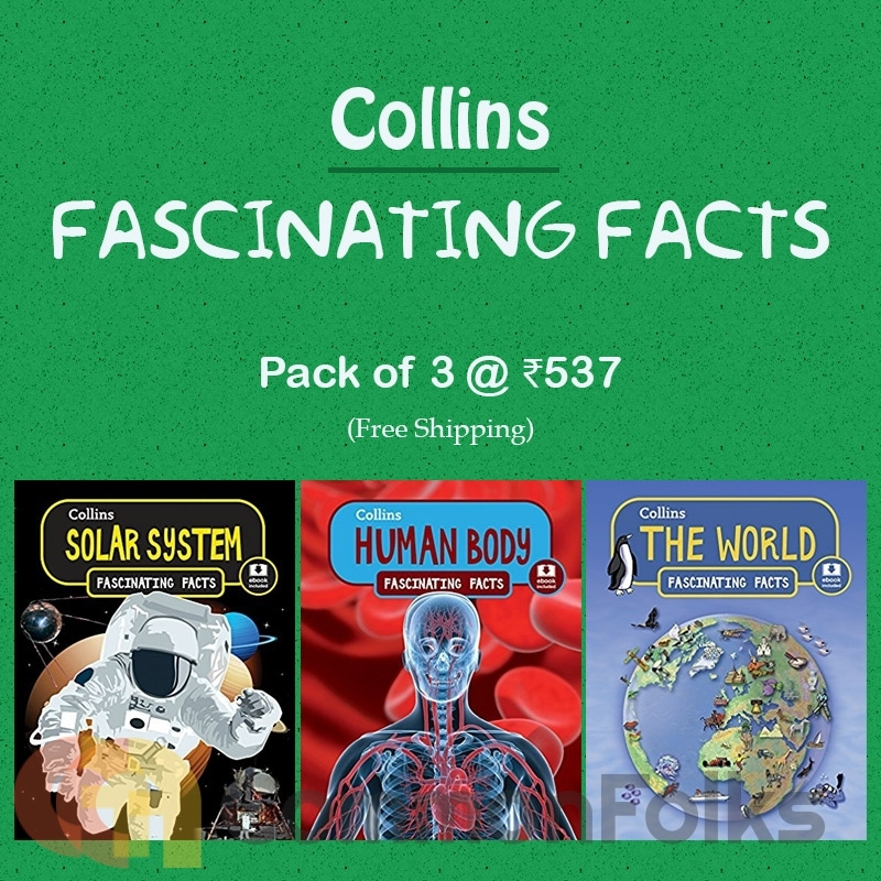 Collins Fascinating Facts - Set 1