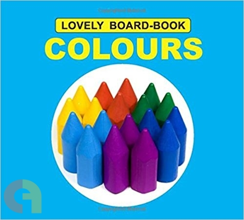 Colours (Lovely Board Book)