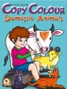 Copy Colour - Domestic Animals