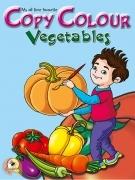 Copy Colour - Vegetables