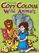 Copy Colour - Wild Animals