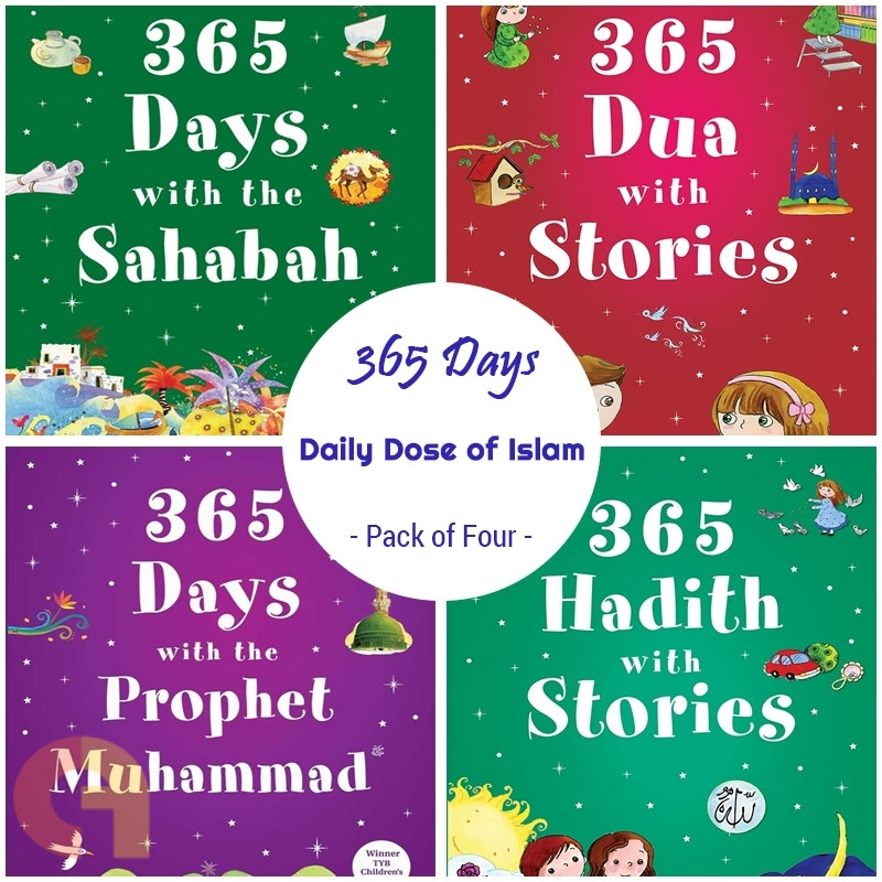 365 Days - Daily Dose of Islam