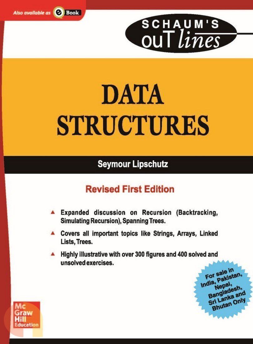 Data Structures (Schaum's OutLines)