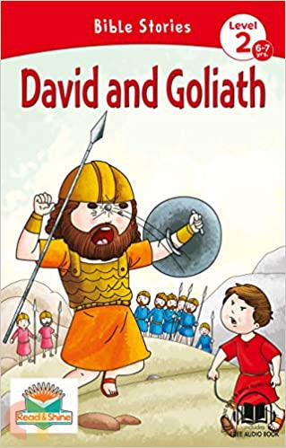 David And Goliath : Bible Stories