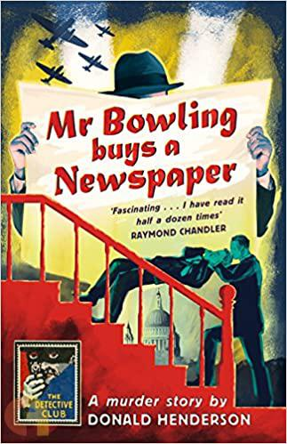 DETECTIVE CLUB CRIME CLASSICS ラ MR BOWLING BUYS A NEWSPAPER