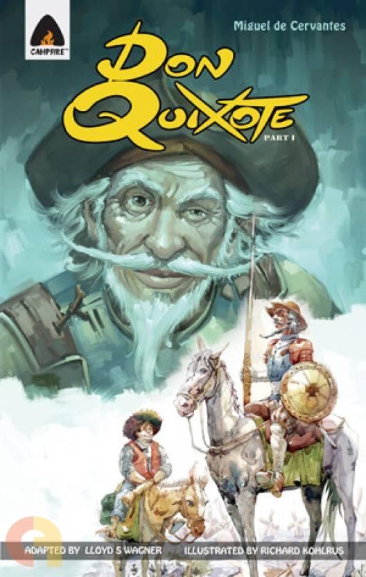 Don Quixote Part - 1
