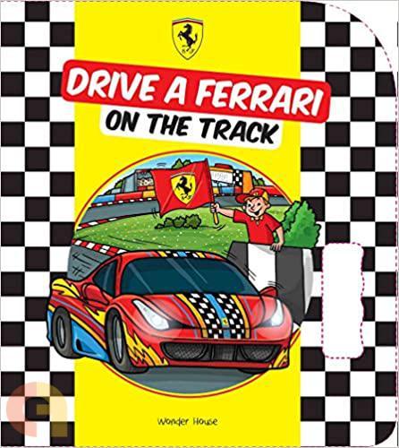 Drive a Ferrari On The Track