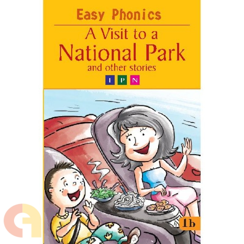 Easy Phonics: A Visit to a National Park and the other stories