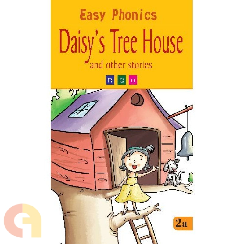 Easy Phonics: Daisy's Tree House and the other stories