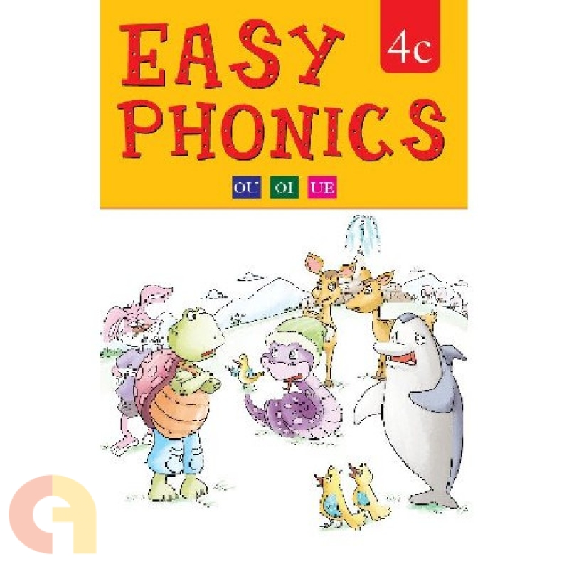 Easy Phonics: The Noisy Tortoise and the other stories