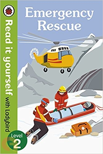 Emergency Rescue: Read it yourself with Ladybird - Level 2