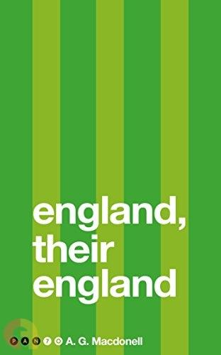 England, Their England (Pan 70th Anniversary Book 9)