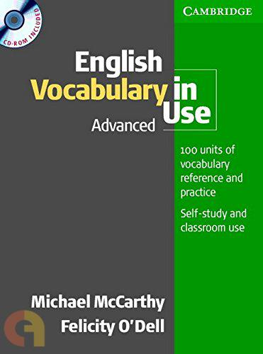 English Vocabulary In Use Advanced With Cd-rom (south Asian Edition), 1/e