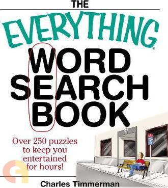 Everything :The Word Search Book