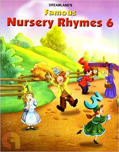 Famous Nursery Rhymes: (Part-6)