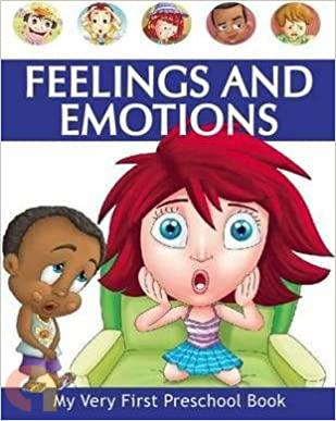 FEELINGS AND EMOTIONS - PRESCHOOL BOOK
