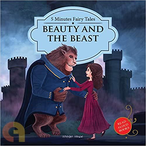 Five Minutes Fairy tales Beauty and the Beast