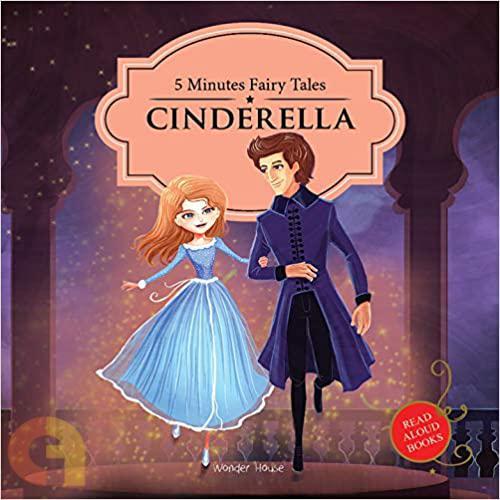 Five Minutes Fairy tales Cinderella