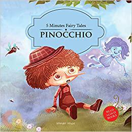 Five Minutes Fairy tales Pinocchio