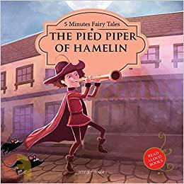 Five Minutes Fairy tales Piped piper of Hamelin