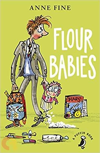 Flour Babies (A Puffin Book)