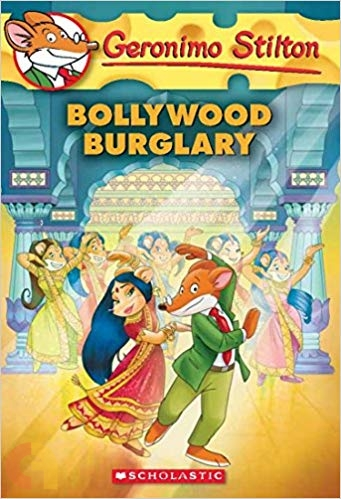 Geronimo Stilton #65: Bollywood Burglary