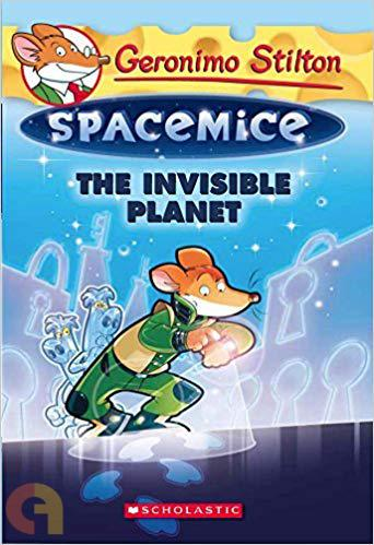 GERONIMO STILTON - SPACEMICE#12 THE INVISIBLE PLANET