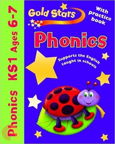 Gold Stars: Phonics Ages 6-7