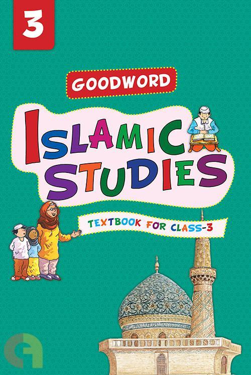 Goodword Islamic Studies Textbook for Class 3