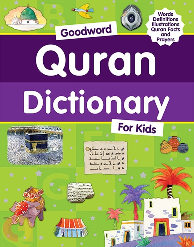 Goodword Quran Dictionary for Kids  - PaperBack