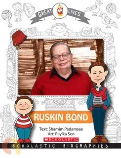 GREAT LIVES: RUSKIN BOND